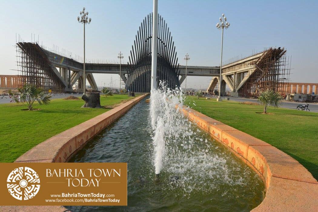 Bahria Town Karachi Latest Progress Update – September 2015 (74)