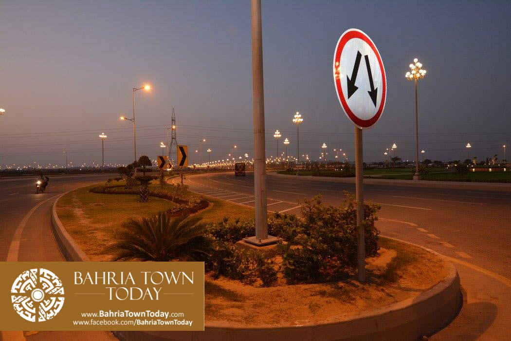 Bahria Town Karachi Latest Progress Update – September 2015 (76)
