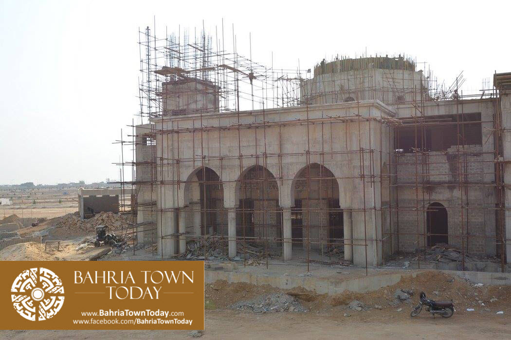 Bahria Town Karachi Latest Progress Update – September 2015 (78)
