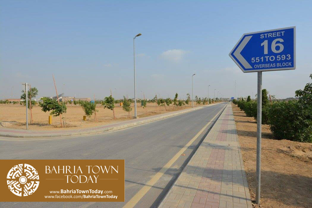 Bahria Town Karachi Latest Progress Update – September 2015 (8)