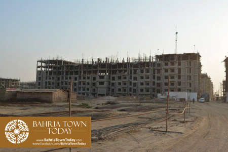 Bahria Town Karachi Latest Progress Update - September 2015 (80)