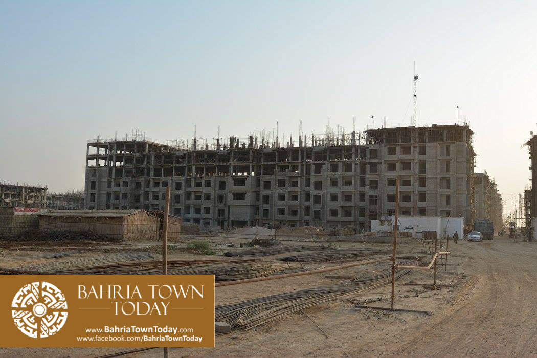 Bahria Town Karachi Latest Progress Update – September 2015 (80)