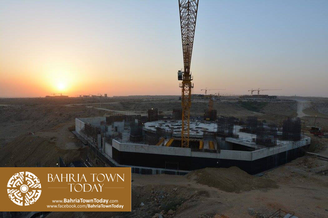 Bahria Town Karachi Latest Progress Update – September 2015 (81)