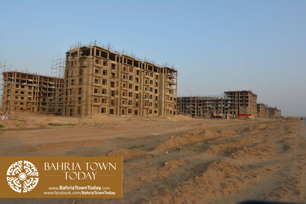 Bahria Town Karachi Latest Progress Update – September 2015 (83)