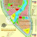Bahria Town Karachi – Precinct 11 Map