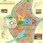 Bahria Town Karachi – Precinct 06 Map