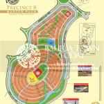 Bahria Town Karachi – Precinct 08 Map