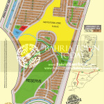Bahria Town Karachi – Precinct 15 Map