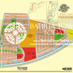 Bahria Town Karachi - Precinct 23 High Resolution Map