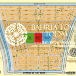 Bahria Town Karachi - Precinct 29 High Resolution Map