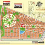 Bahria Town Karachi - Precinct 30 High Resolution Map