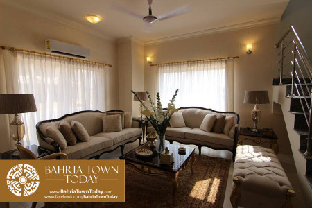 [Model House] 125 Yards Bahria Homes in Bahria Town Karachi (12)