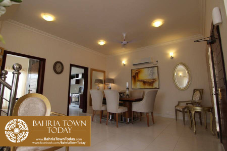 [Model House] 125 Yards Bahria Homes in Bahria Town Karachi (19)