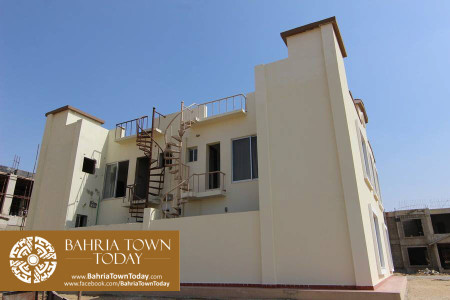 [Model House] 125 Yards Bahria Homes in Bahria Town Karachi (23)