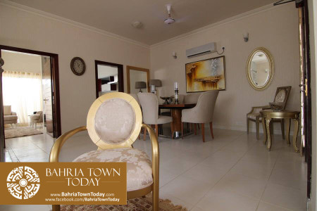 [Model House] 125 Yards Bahria Homes in Bahria Town Karachi (25)