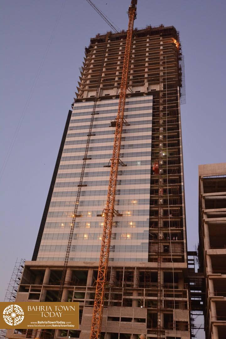 Bahria Town Icon Karachi Latest Progress Update – November 2015 (2)