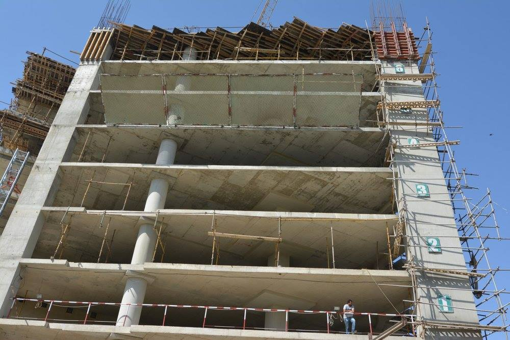 Hoshang Pearl Karachi Latest Progress Update – November 2015 (1)