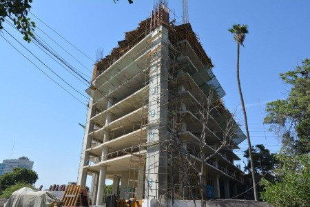 Hoshang Pearl Karachi Latest Progress Update - November 2015 (3)
