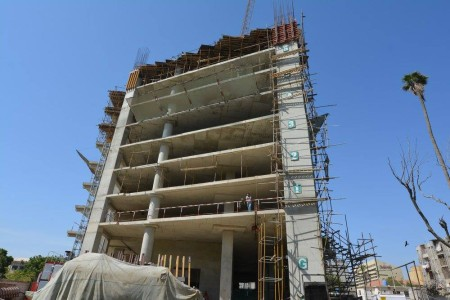 Hoshang Pearl Karachi Latest Progress Update - November 2015 (4)