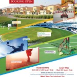 Booking Opens for Bahria Sports City Karachi