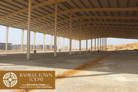 Bahria Town Karachi Latest Progress Update - February 2016 (1)