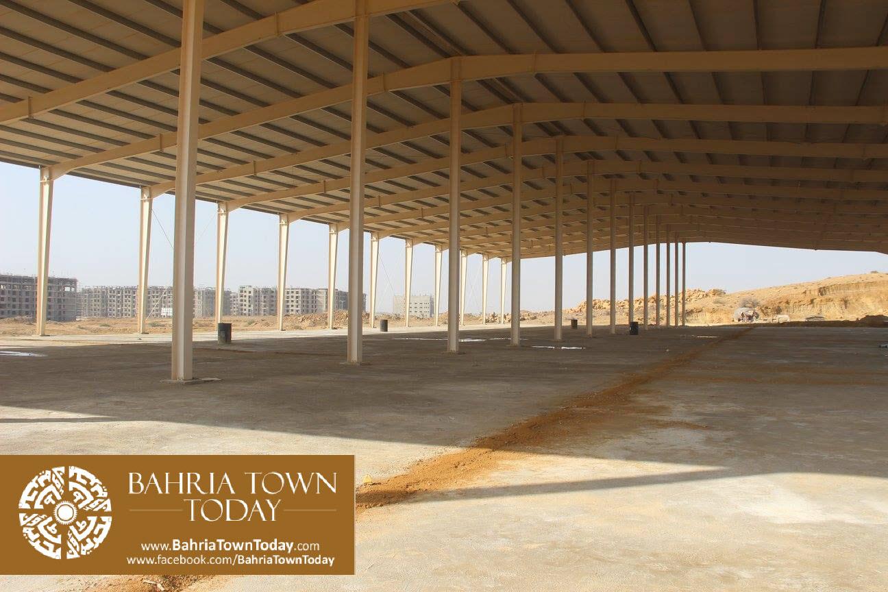 Bahria Town Karachi Latest Progress Update – February 2016 (1)