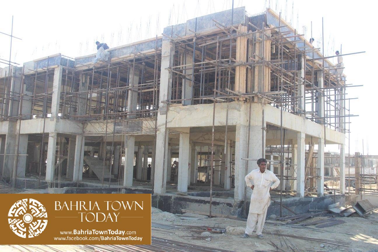Bahria Town Karachi Latest Progress Update – February 2016 (11)