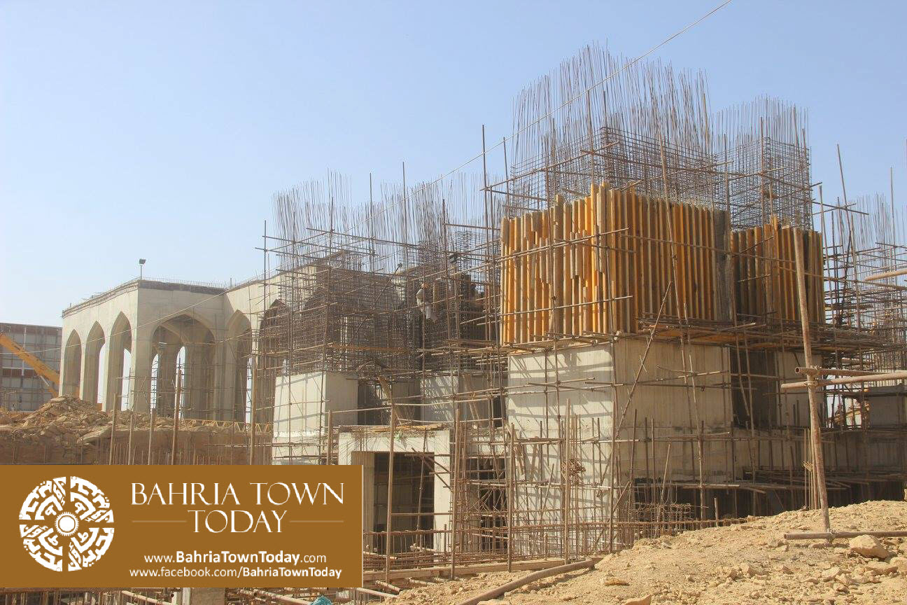 Bahria Town Karachi Latest Progress Update – February 2016 (11)