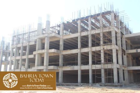 Bahria Town Karachi Latest Progress Update - February 2016 (15)