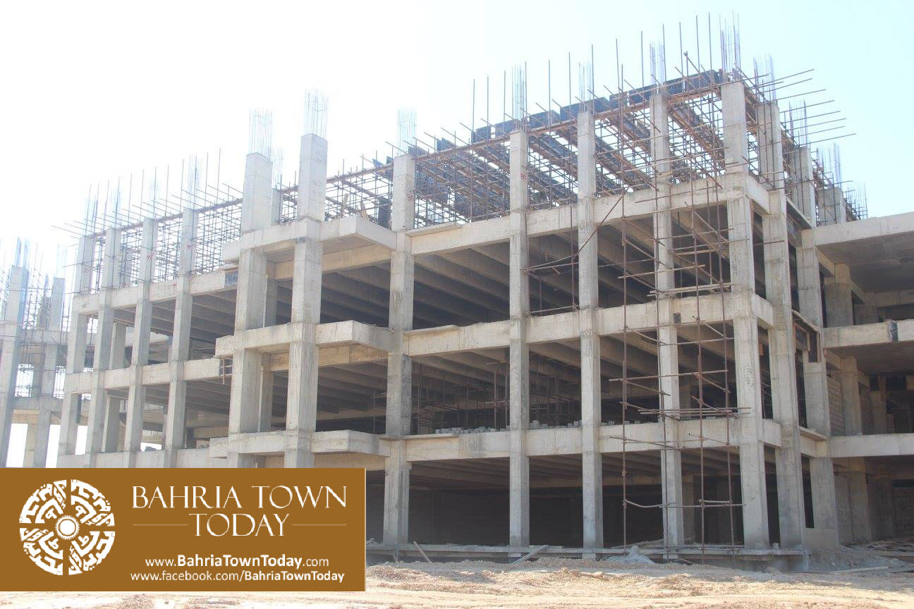 Bahria Town Karachi Latest Progress Update – February 2016 (15)