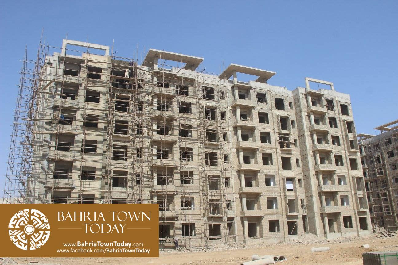 Bahria Town Karachi Latest Progress Update – February 2016 (15)