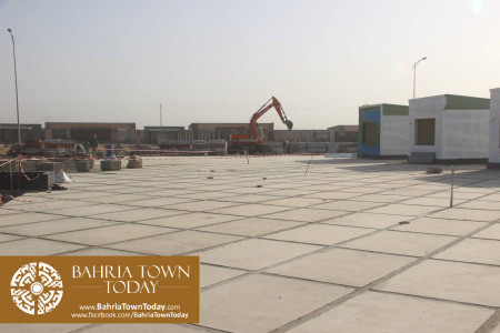 Bahria Town Karachi Latest Progress Update - February 2016 (16)