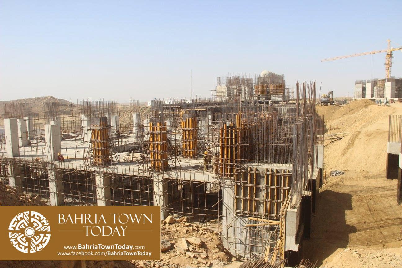 Bahria Town Karachi Latest Progress Update – February 2016 (16)