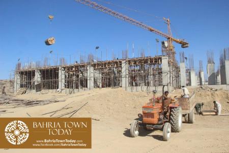 Bahria Town Karachi Latest Progress Update - February 2016 (17)