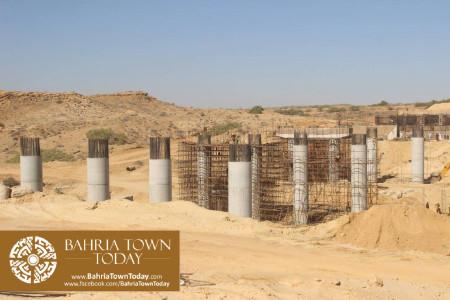 Bahria Town Karachi Latest Progress Update - February 2016 (18)