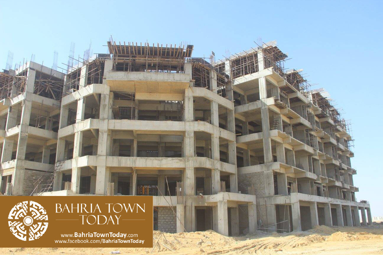 Bahria Town Karachi Latest Progress Update – February 2016 (18)