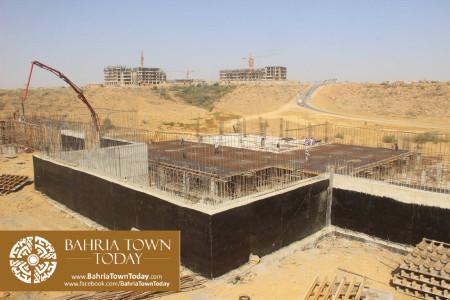 Bahria Town Karachi Latest Progress Update - February 2016 (2)
