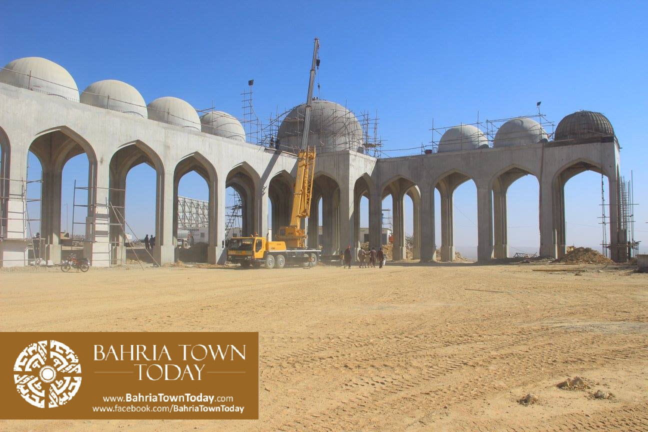 Bahria Town Karachi Latest Progress Update – February 2016 (20)