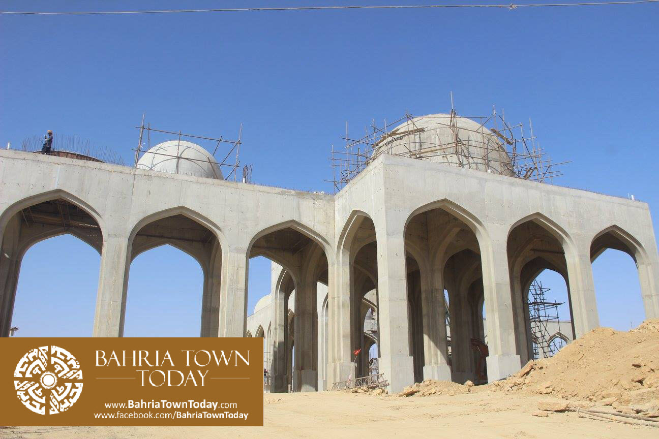 Bahria Town Karachi Latest Progress Update – February 2016 (21)