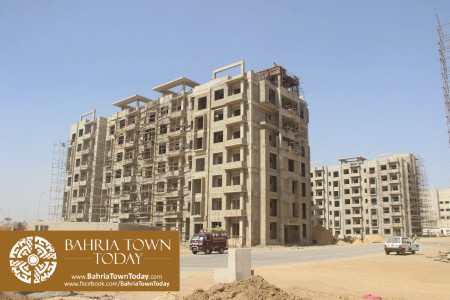 Bahria Town Karachi Latest Progress Update - February 2016 (22)