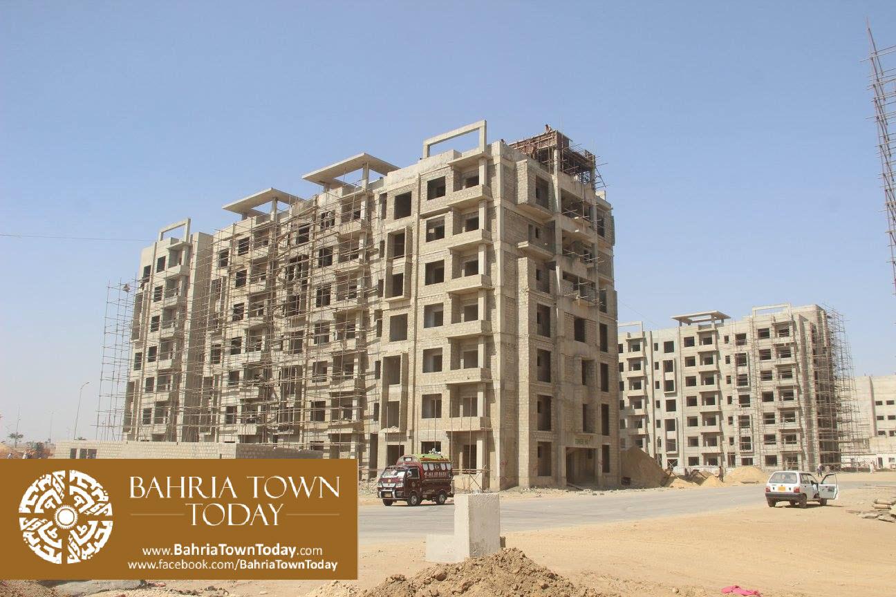 Bahria Town Karachi Latest Progress Update – February 2016 (22)