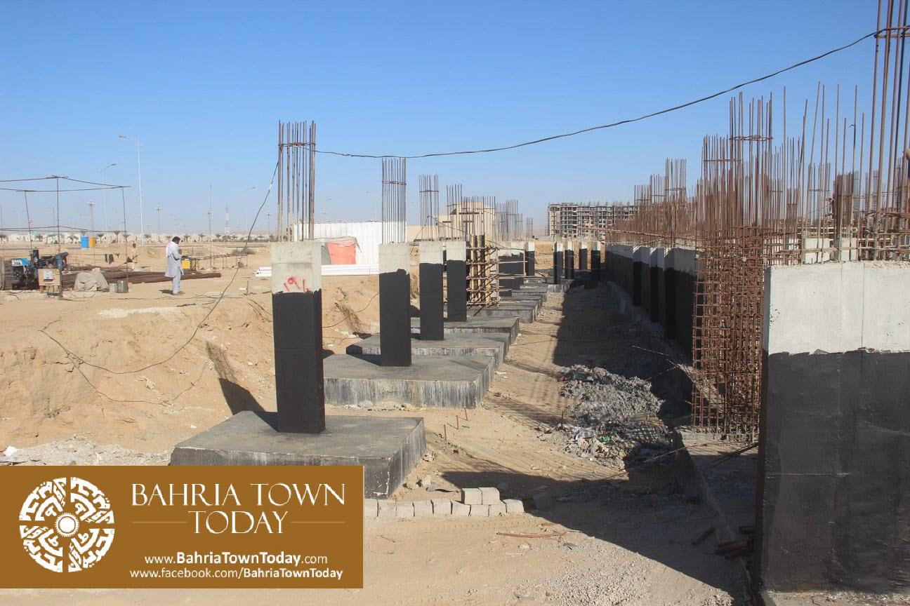 Bahria Town Karachi Latest Progress Update – February 2016 (23)
