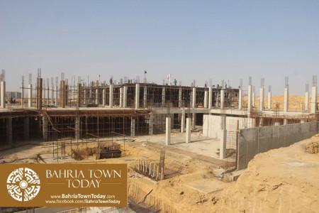 Bahria Town Karachi Latest Progress Update - February 2016 (23)