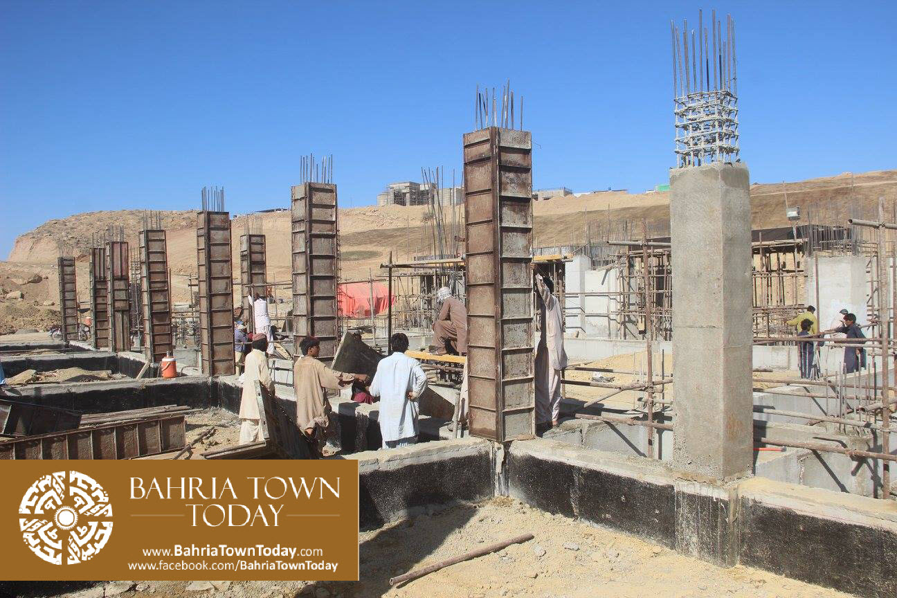 Bahria Town Karachi Latest Progress Update – February 2016 (25)