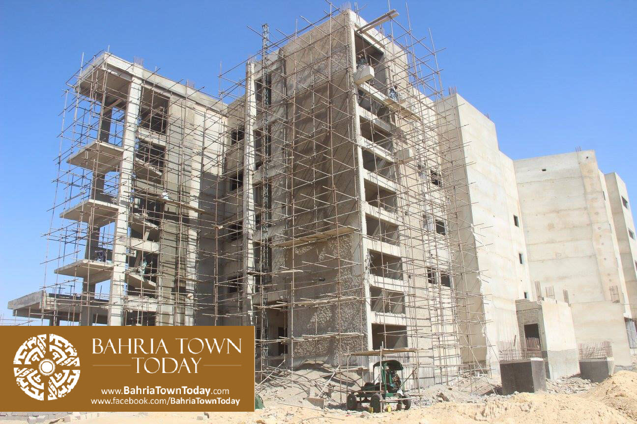 Bahria Town Karachi Latest Progress Update – February 2016 (26)
