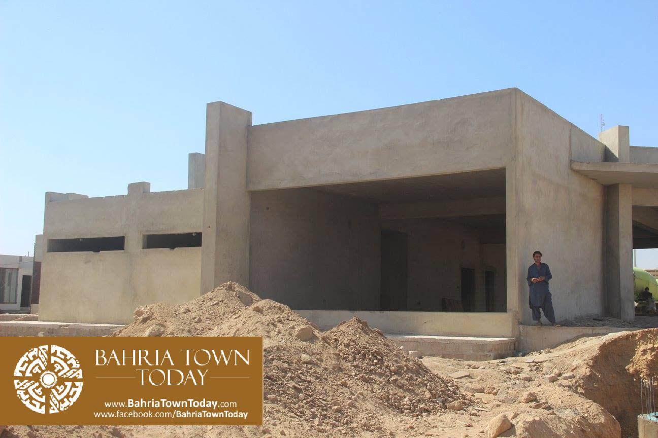 Bahria Town Karachi Latest Progress Update – February 2016 (27)