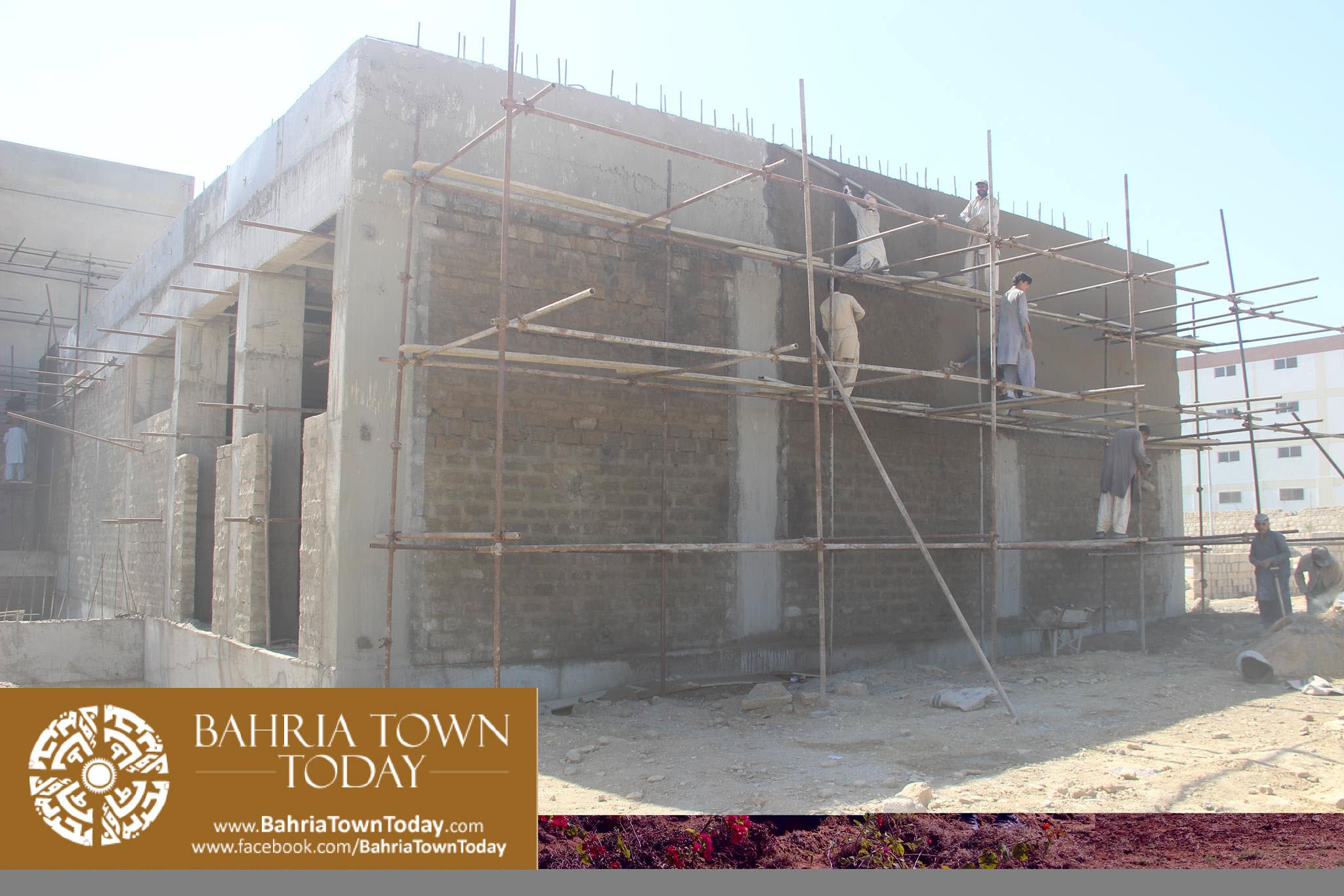 Bahria Town Karachi Latest Progress Update – February 2016 (29)