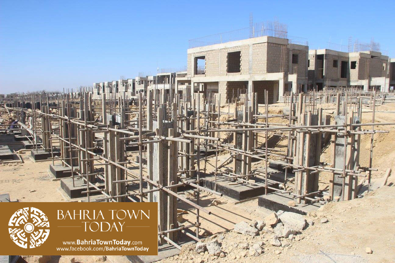 Bahria Town Karachi Latest Progress Update – February 2016 (30)