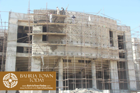Bahria Town Karachi Latest Progress Update - February 2016 (31)