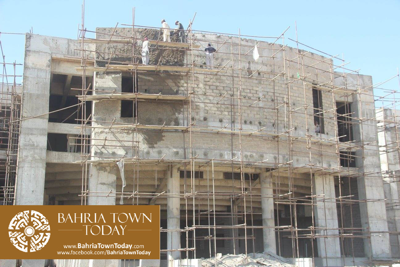 Bahria Town Karachi Latest Progress Update – February 2016 (31)